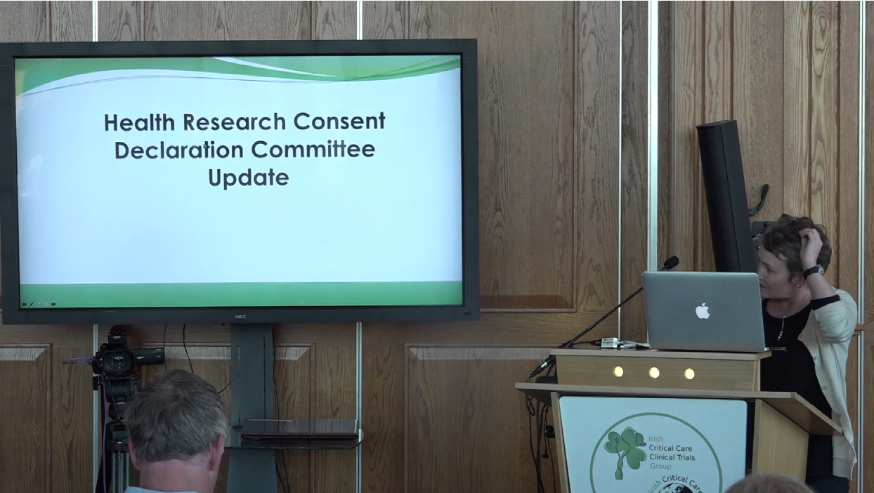 Health Research Consent Declaration